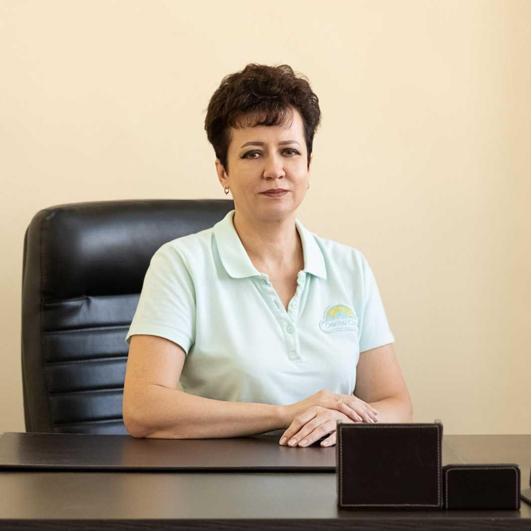 Серебренникова Ирина Александровна - фотография
